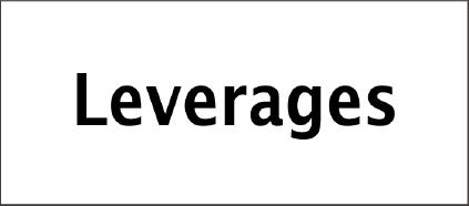 Leverages